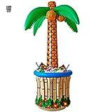 Palme aufblasbar mit Getränkekühler ca. 182 cm - 2