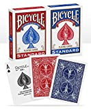 US Playing Card 60808 - Bicycle Spielkarten (2x54 Karten)