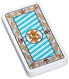 Schafkopf / Tarock / Skat Kartendeck mit bayerischem Bild – 36 Blatt - 3
