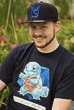 Pokemon Go Team Blau Cap - 2