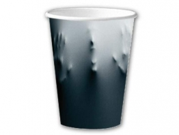 10 Becher * Scream *
