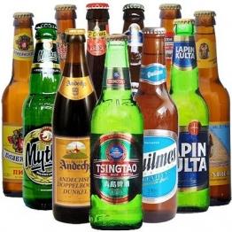 Biere der Welt (12 Flaschen)
