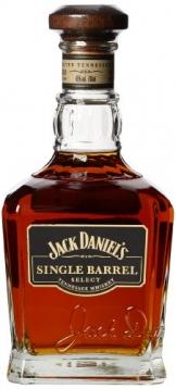 Jack Daniels Single Barrel Select Tennessee Whiskey (1 x 0.7 l)