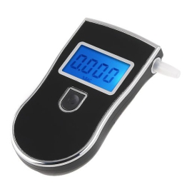 Digitaler Atemalkohol-Tester inkl. 5 Mundstücke