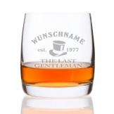 Whiskeyglas (Bohemia) - mit kostenloser Gravur des Namens + Geburtsjahr