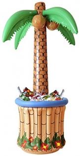 Palme aufblasbar mit Getränkekühler ca. 182 cm