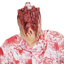 Halloween Maske Kopflos Abgetrennter Kopf