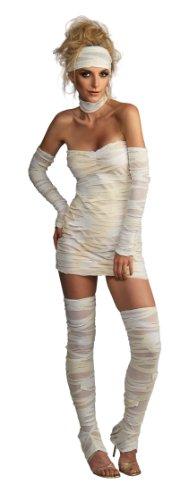 Sexy Mumie Verkleidung zu Halloween