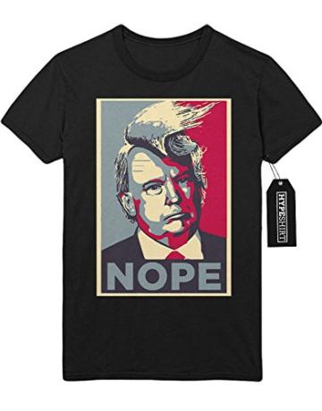 trump shirt nope